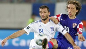 Serbia v Croatia: not deemed as politically sensitive as Spain v Gibraltar.